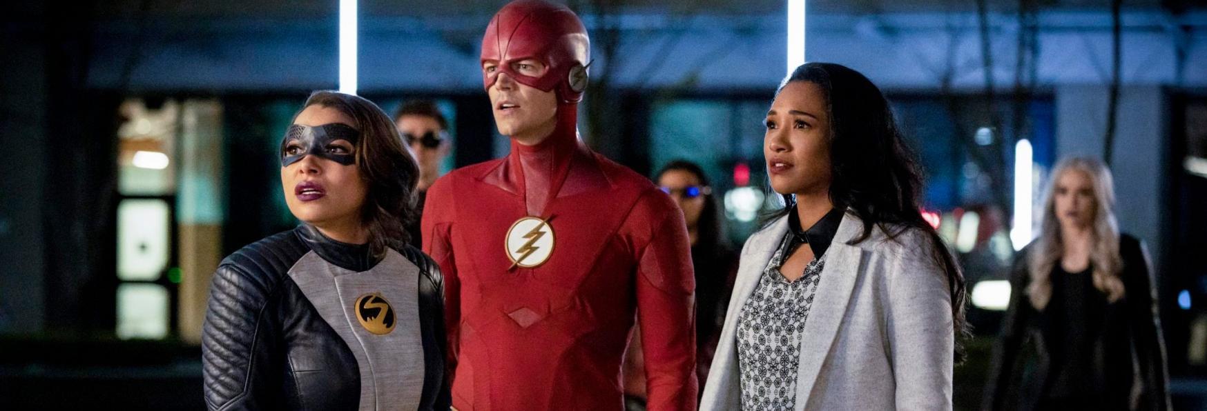The Flash 7: Rilasciato il nuovo Trailer Ufficiale della nuova Stagione
