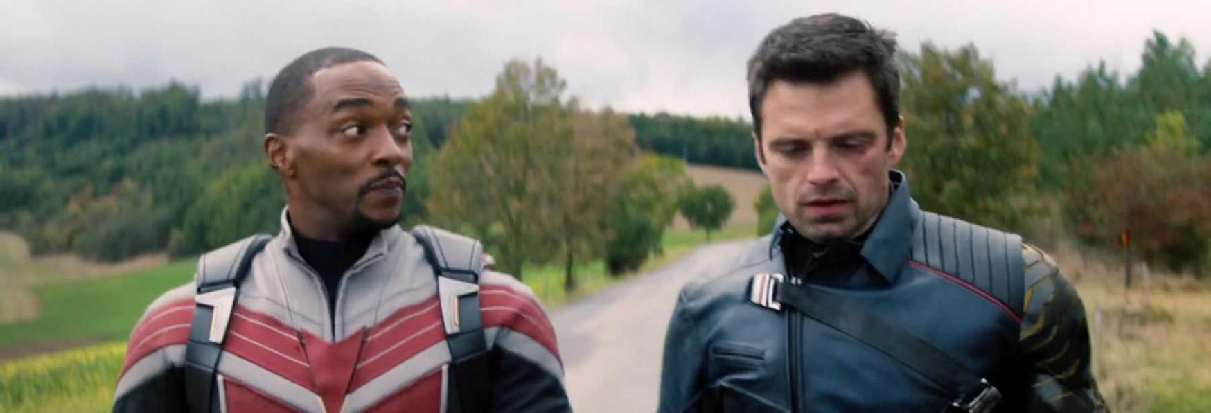 The Falcon and The Winter Soldier: il Merchandise conferma una Storyline legata a Civil War