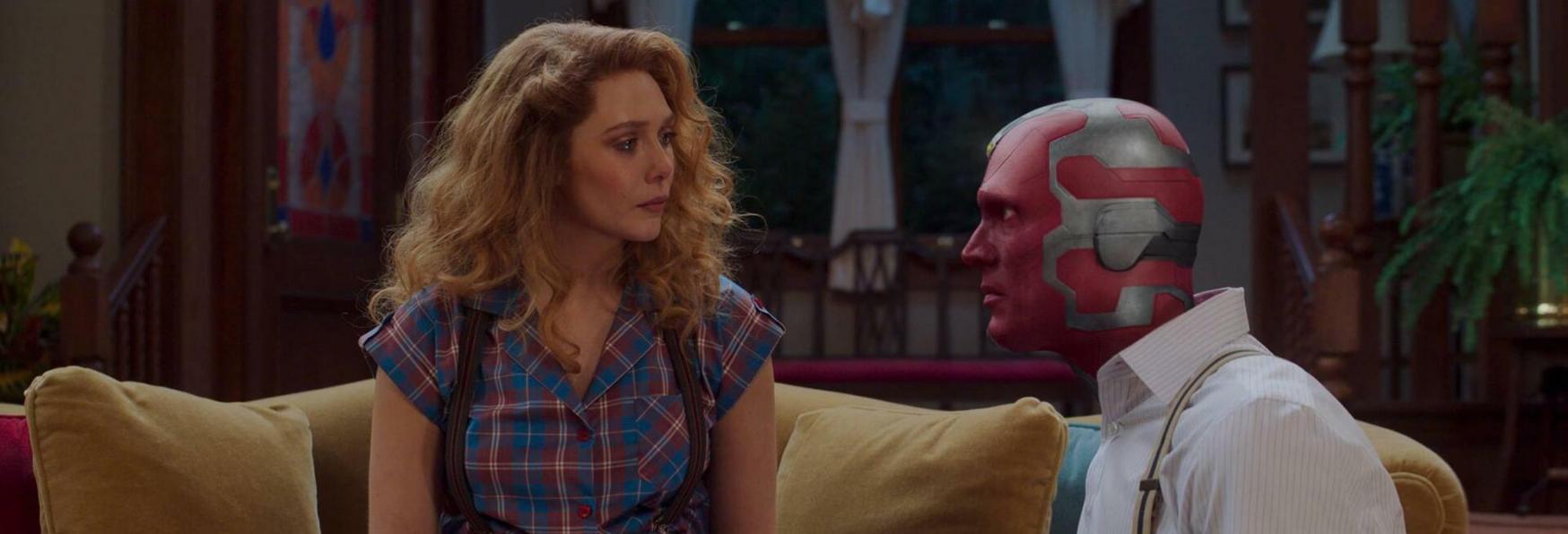 WandaVision: la Serie TV Accenna Involontariamente a Magneto