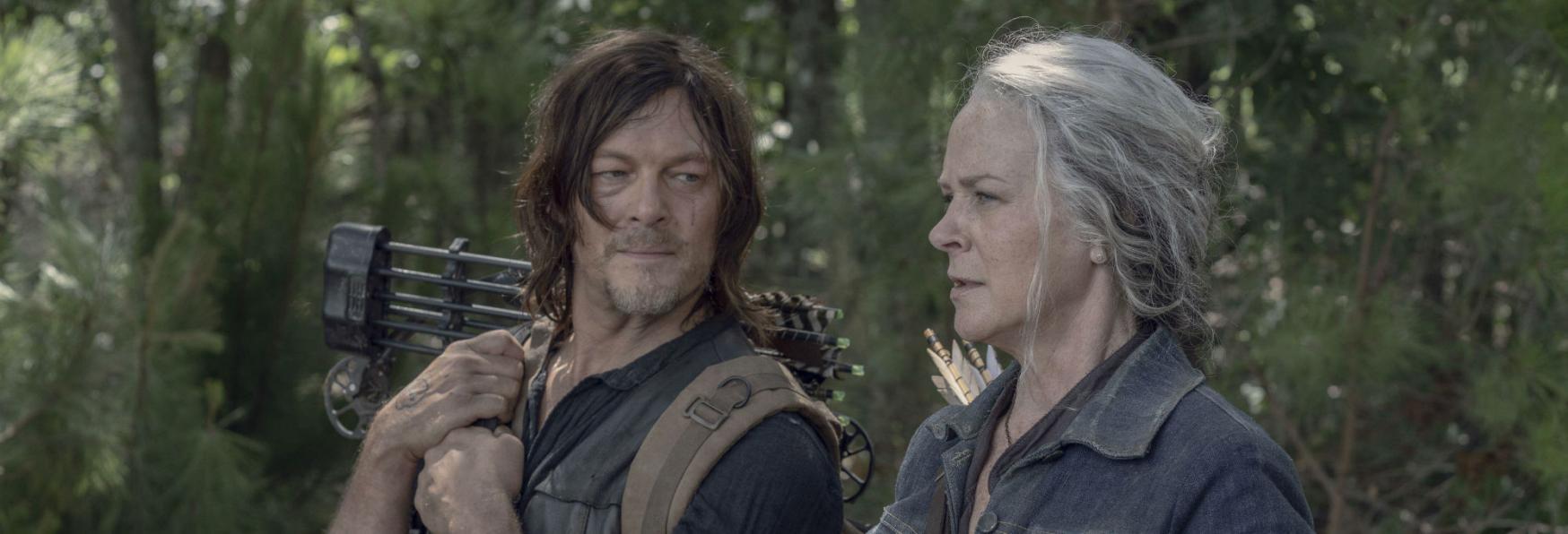 The Walking Dead 10: Svelate alcune Foto della Terza Parte della Stagione