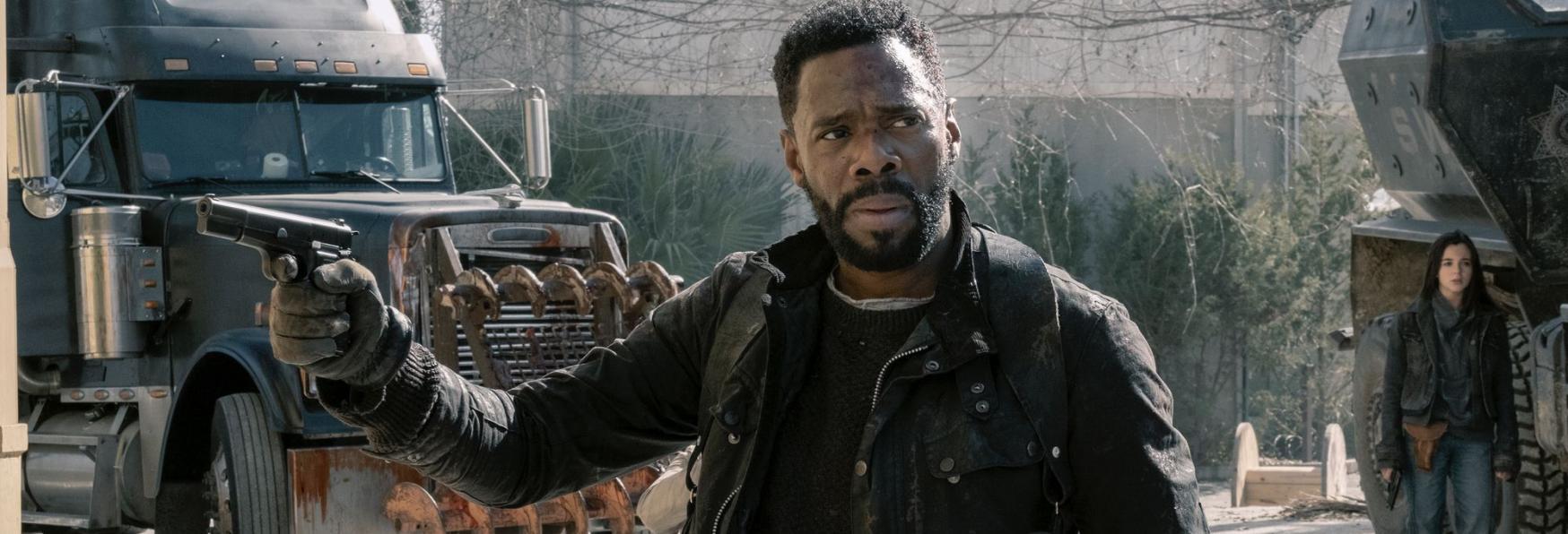 Fear the Walking Dead: Colman Domingo vorrebbe avere un Ruolo in un prodotto Marvel