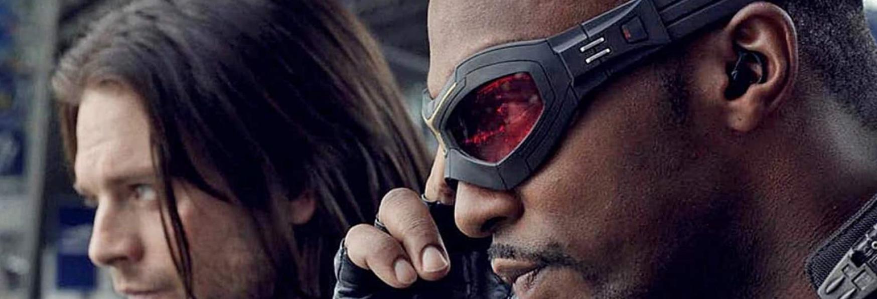 Falcon and The Winter Soldier: il nuovo Poster della Serie TV in arrivo a Marzo