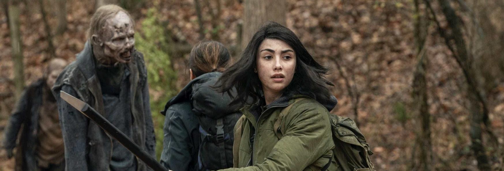 The Walking Dead: World Beyond 2 - l'ultima Stagione è attualmente in Produzione