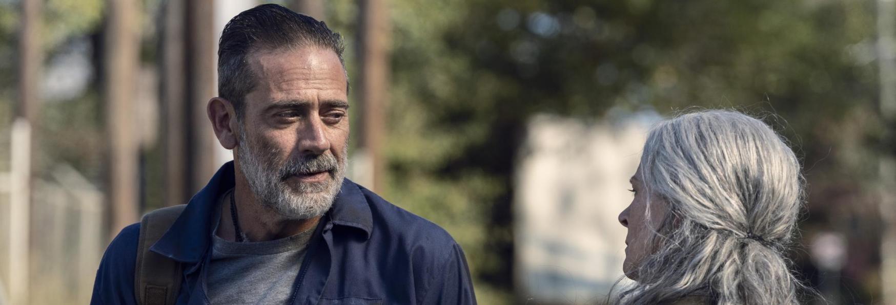 """The Walking Dead 10: Rilasciato il Trailer di """"Here's Negan"""""""