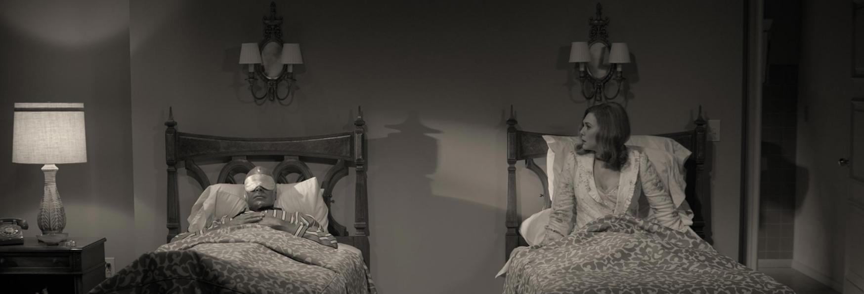 WandaVision: Pubblicate nuove Foto del Dietro le Quinte della Serie TV