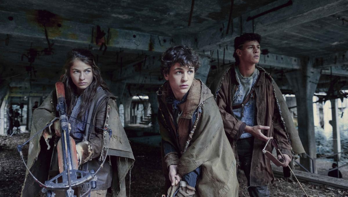 Tribes of Europa: Recensione Completa della 1° Stagione della nuova Serie TV Netflix