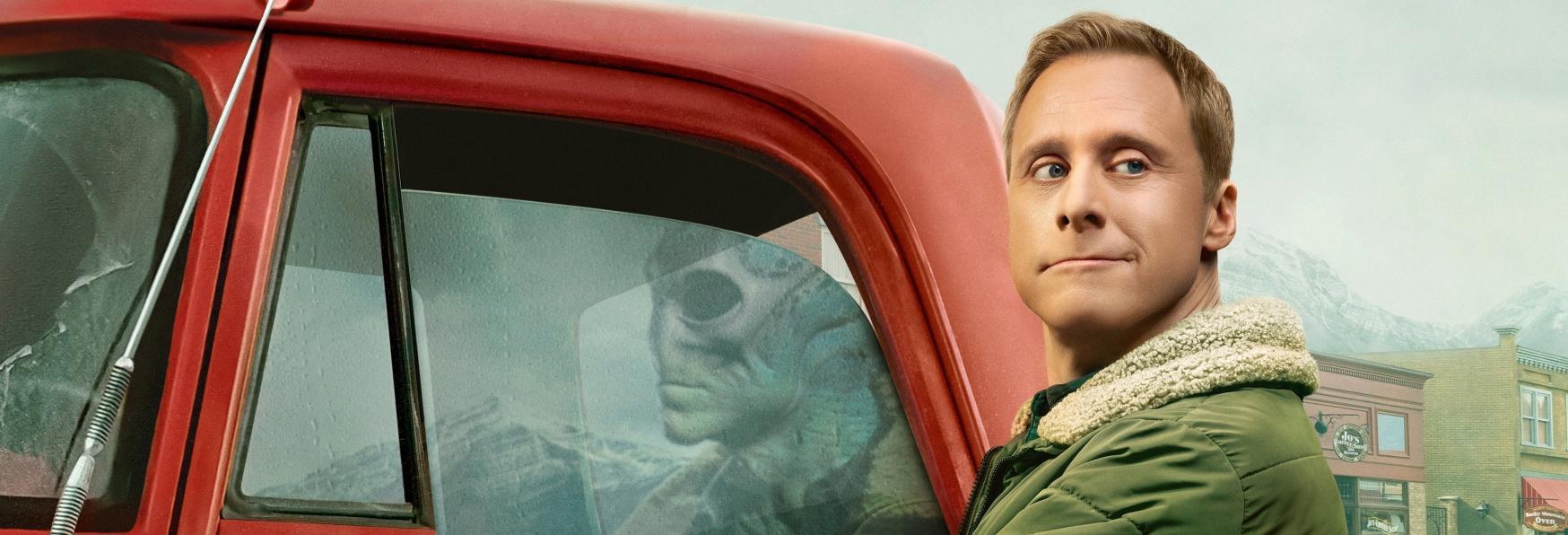 Resident Alien 2 ci sarà! SYFY Rinnova la Serie TV con Alan Tudyk