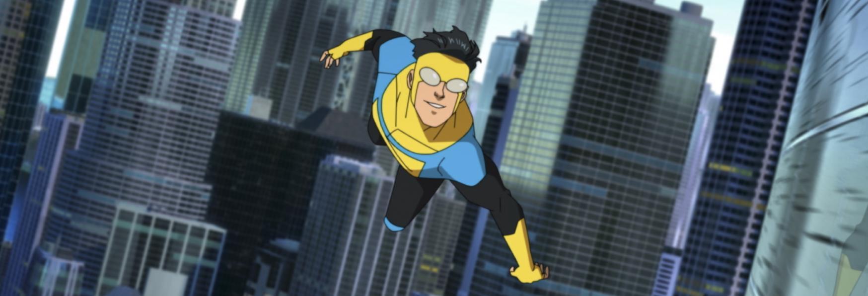 Invincible: il Cast parla dei Personaggi della nuova Serie TV di Prime Video