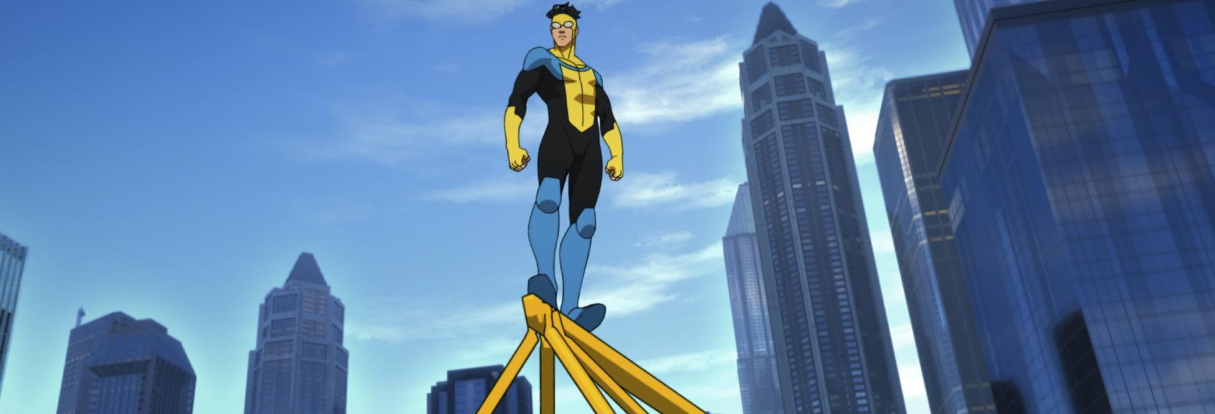 Invincible: il Creatore dei Fumetti Robert Kirkman parla dell'incredibile Sorpresa nella Serie Animata