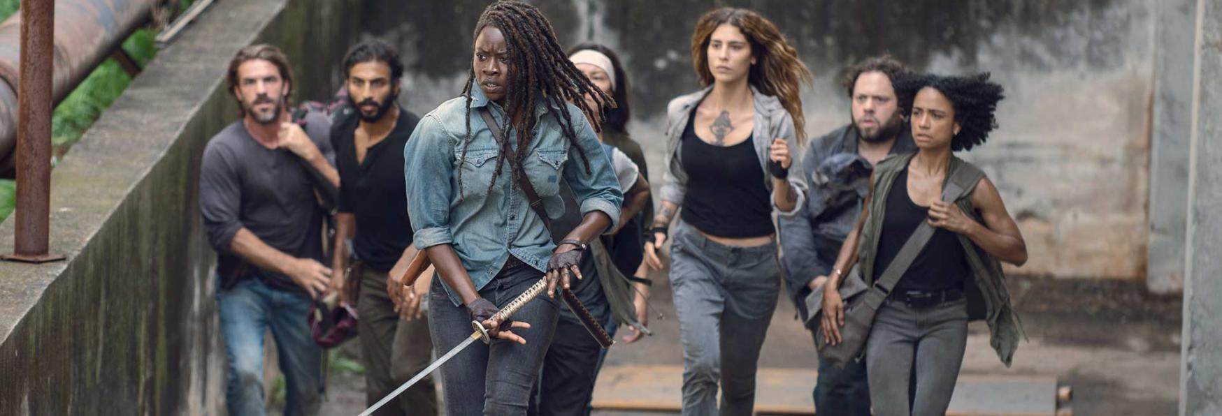 The Walking Dead 10: Diverged è l'Episodio Peggio Recensito di tutta la Serie TV