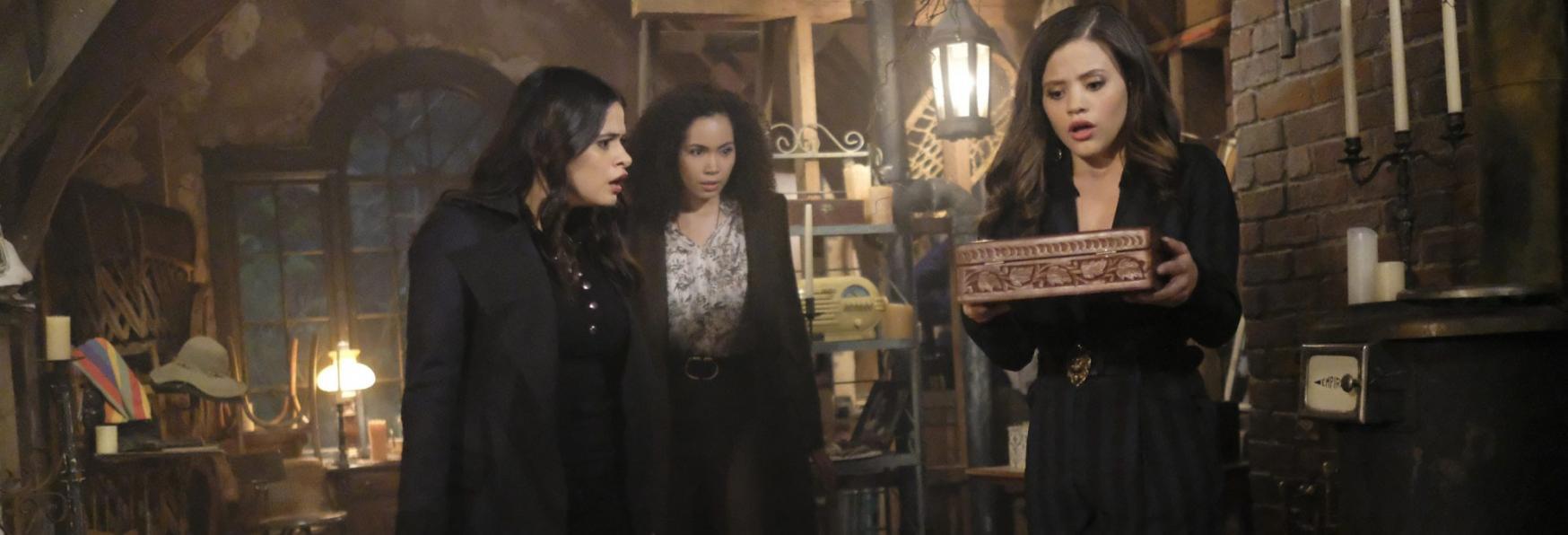 Streghe 3: Mareya Salazar entra a far parte del Cast della nuova Stagione