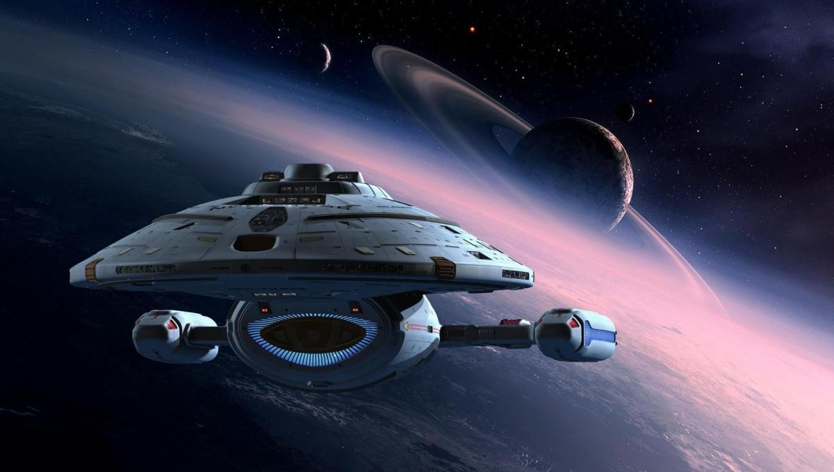 Il Documentario di Star Trek: Voyager è il Documentario più finanziato di Sempre tramite Crowdfounding