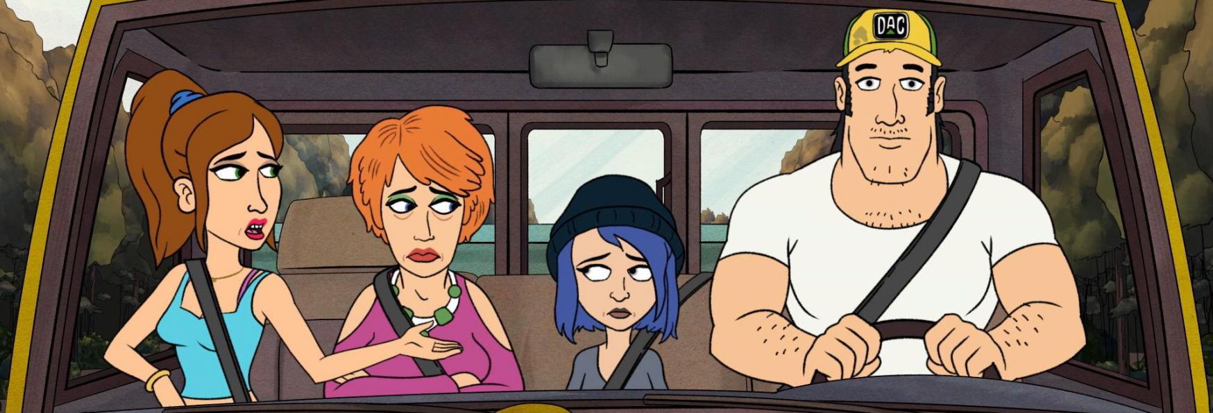 Bless the Harts 3 non ci sarà! FOX Cancella la Serie Animata