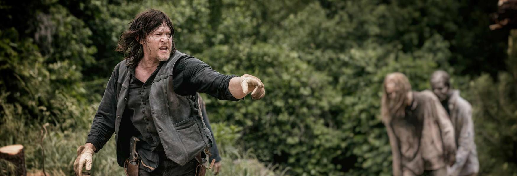 The Walking Dead 11: il Teaser Trailer svela la Data di Uscita della Stagione Conclusiva