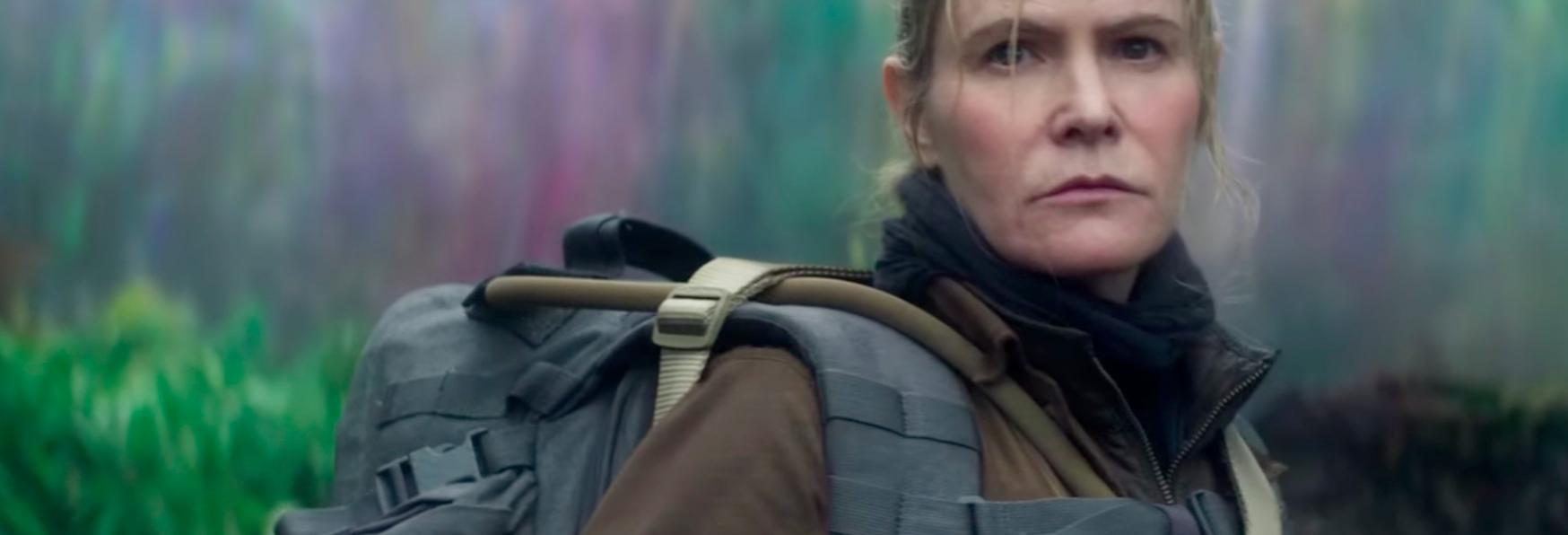 Hunters 2: Jennifer Jason Leigh nella nuova Stagione della Serie TV Amazon