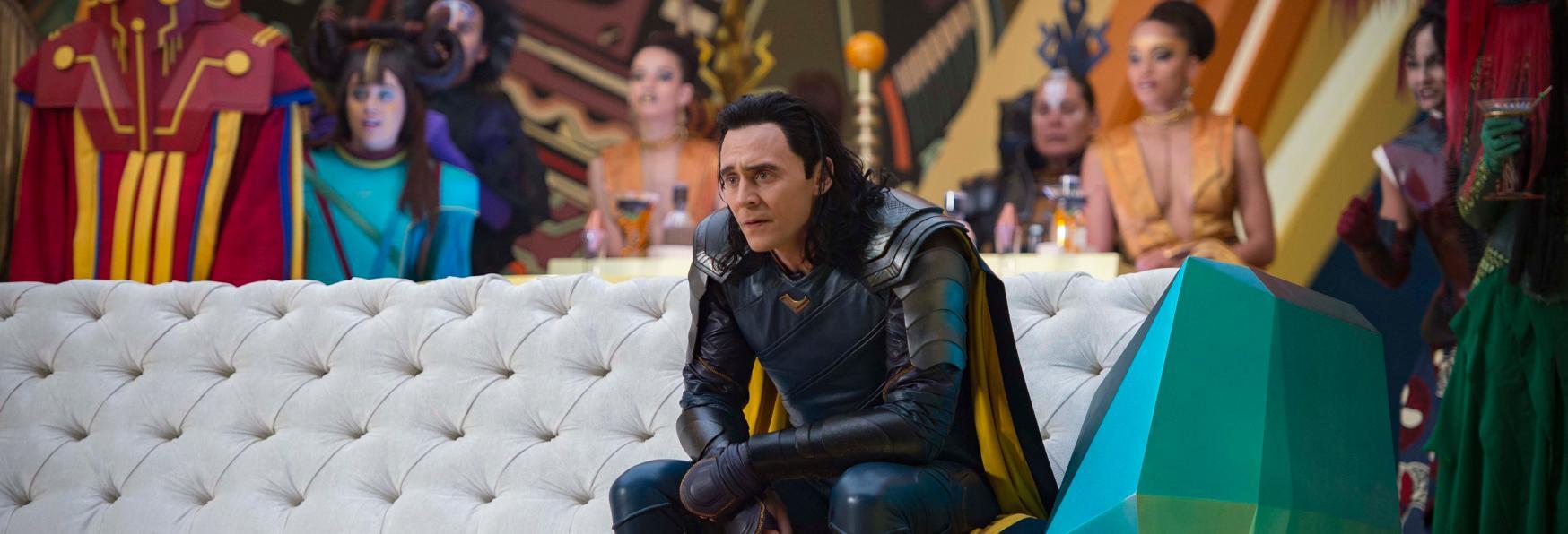 Loki: Svelate nuove Immagini della Serie TV targata Disney