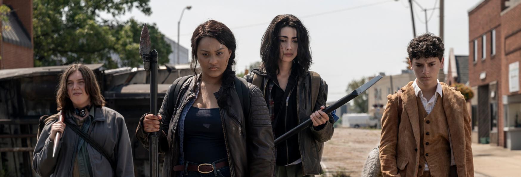 The Walking Dead: World Beyond 2 - Max Osinski nel Cast della nuova Stagione
