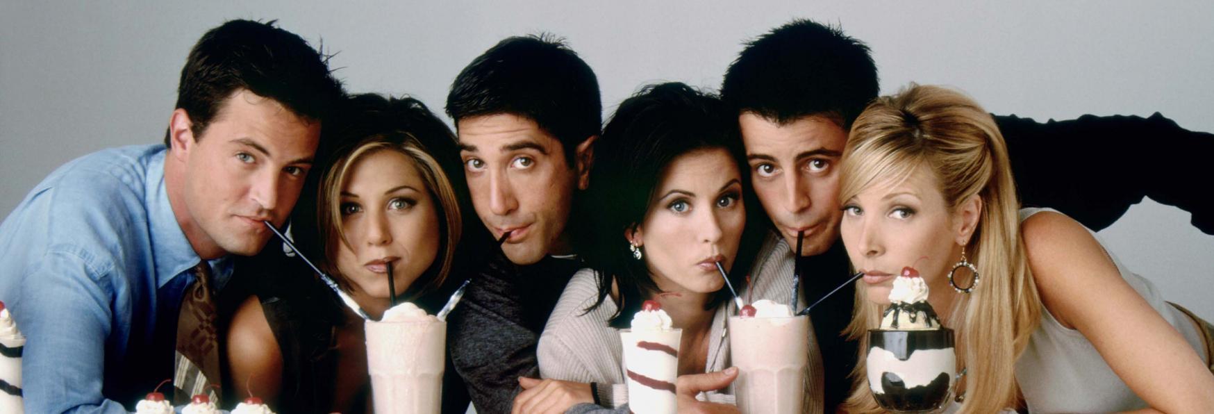 Friends: HBO Max annuncia la Fine delle Riprese dell'attesissima Reunion