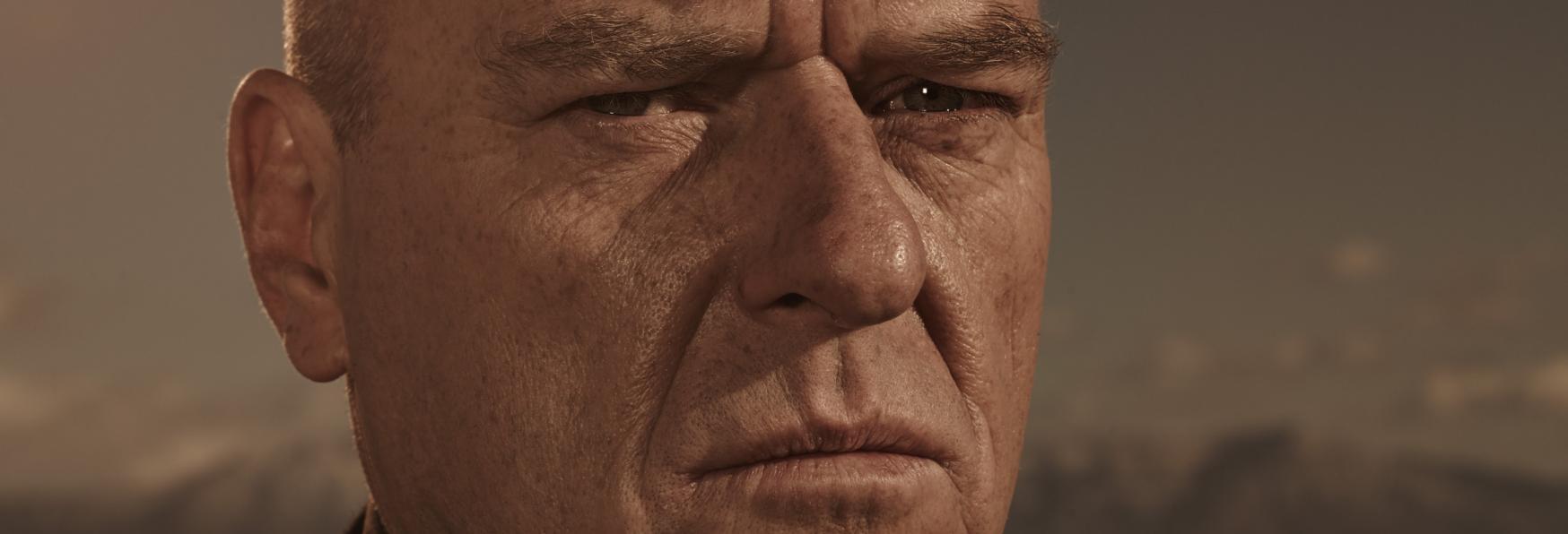 Breaking Bad: Dean Norris pubblica una Scena Tagliata con Hank Protagonista