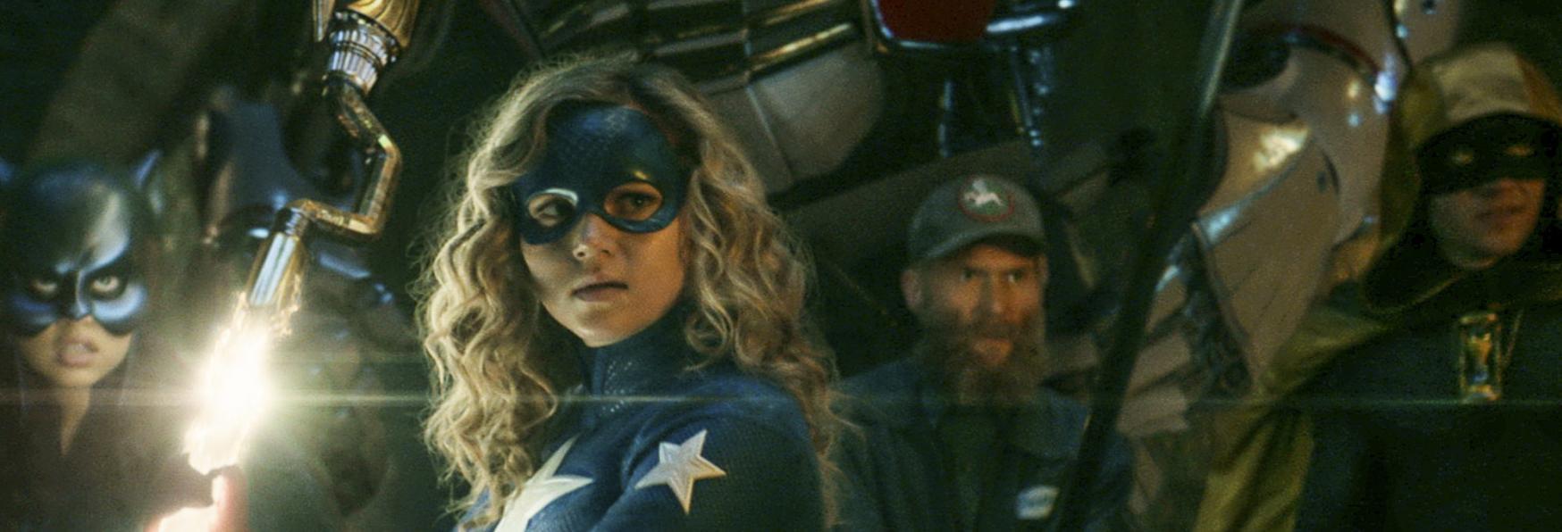 Stargirl 2: la star Nick Tarabay mostra il Costume del suo Personaggio