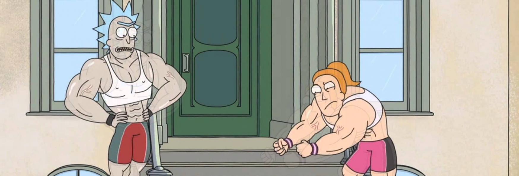 Rick and Morty: il Tributo della Serie Animata al Rapper e Attore DMX