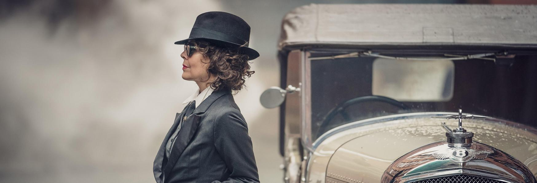 Muore a 52 Anni Helen McCrory, Polly Gray in Peaky Blinders