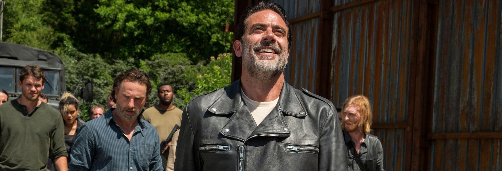 The Walking Dead: la Serie TV Spin-off su Negan è stata Discussa dal Network. La Conferma di Jeffrey Dean Morgan