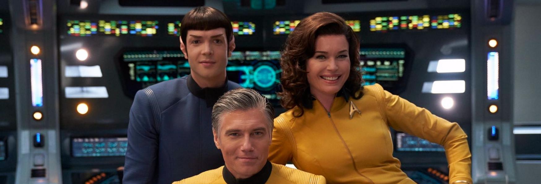 Star Trek: Strange New Worlds - Cast in Quarantena per una Guest Star positiva al Covid-19