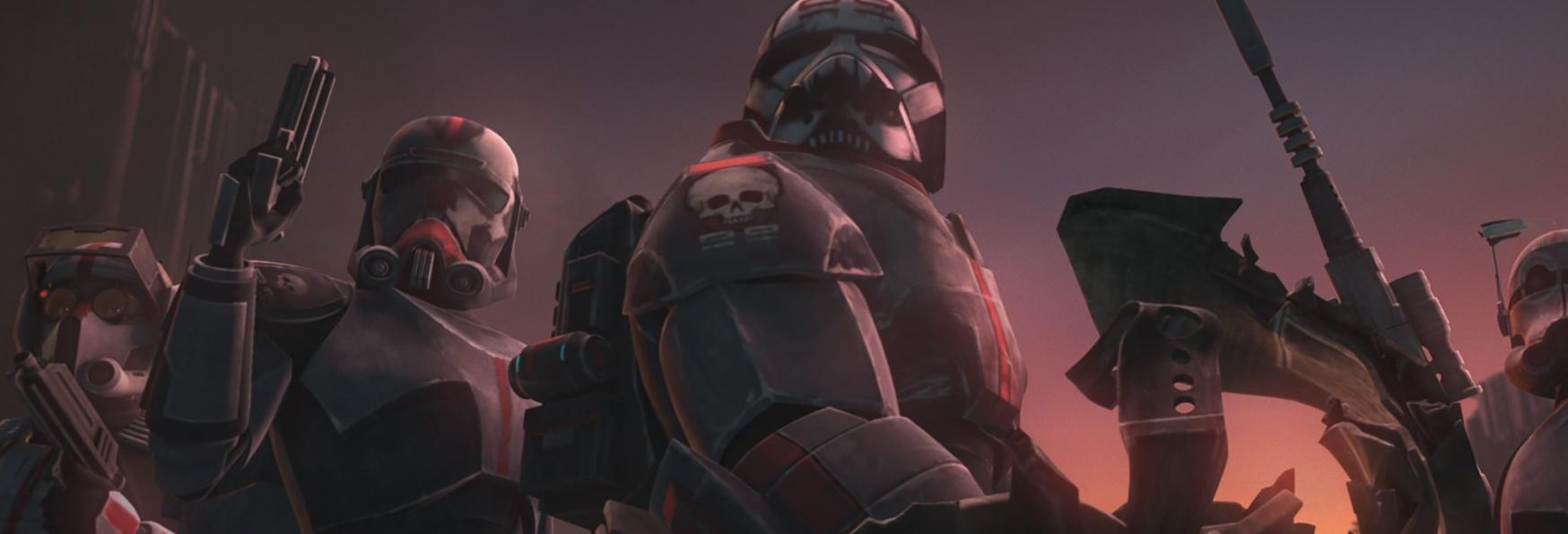 Star Wars: The Bad Batch - Il Nuovo Teaser Trailer della Serie TV Animata