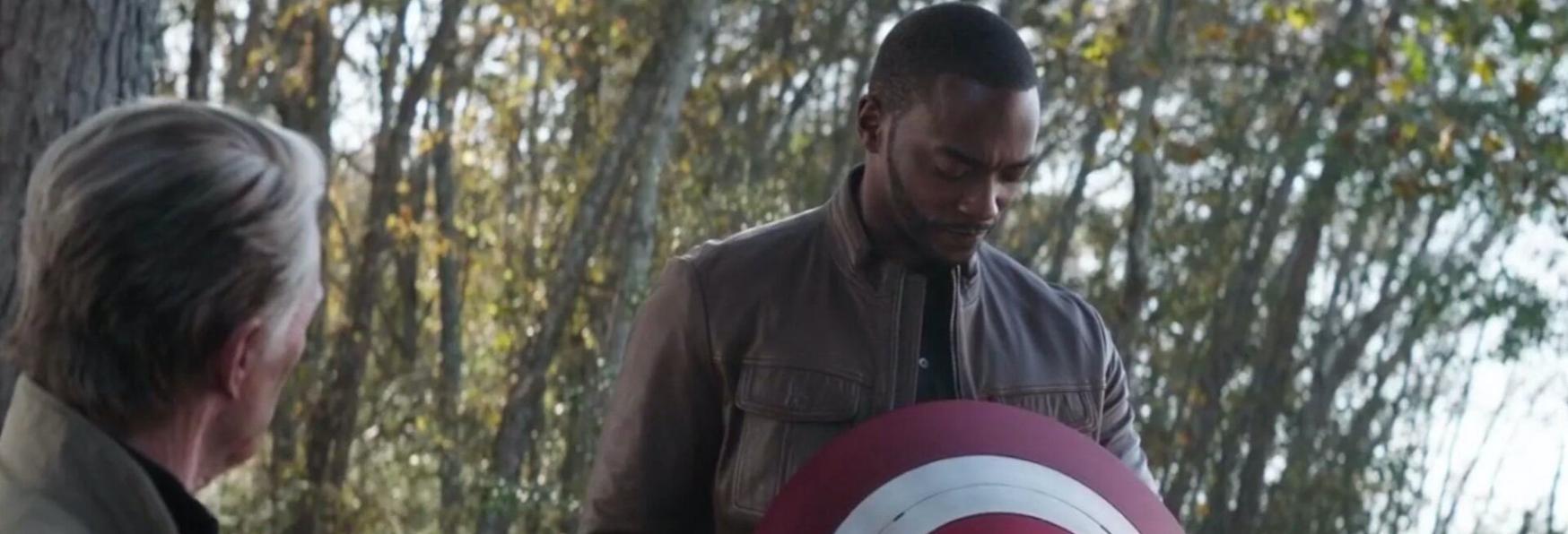 The Falcon and The Winter Soldier: il Finale rivela il nuovo Capitan America