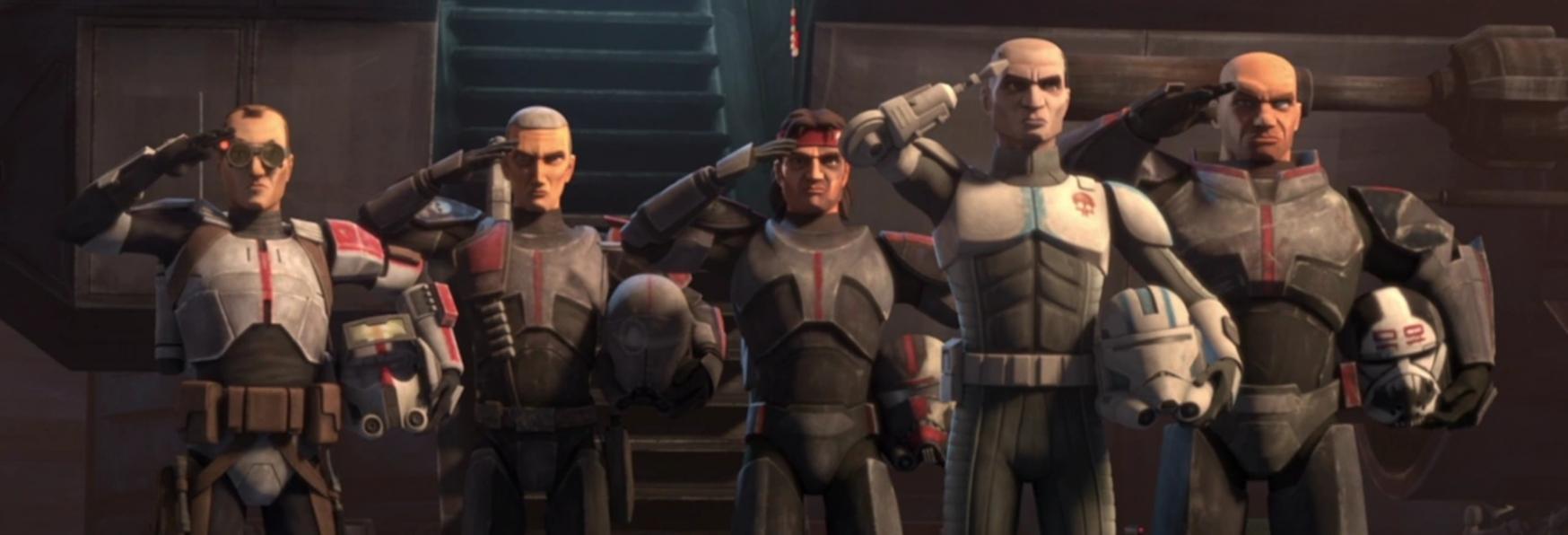 Star Wars: The Bad Batch - Tutte le Informazioni Note sulla Serie TV in uscita su Disney+