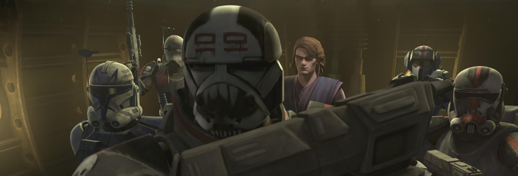 Star Wars: The Bad Batch - Il nuovo Teaser della Serie TV in arrivo su Disney+