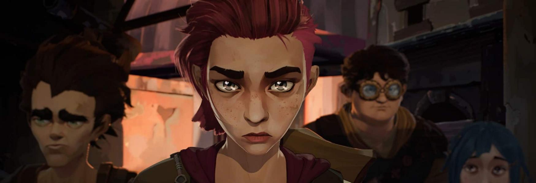 Arcane: Netflix rilascia il Teaser Trailer della nuova Serie Animata basata su League of Legends