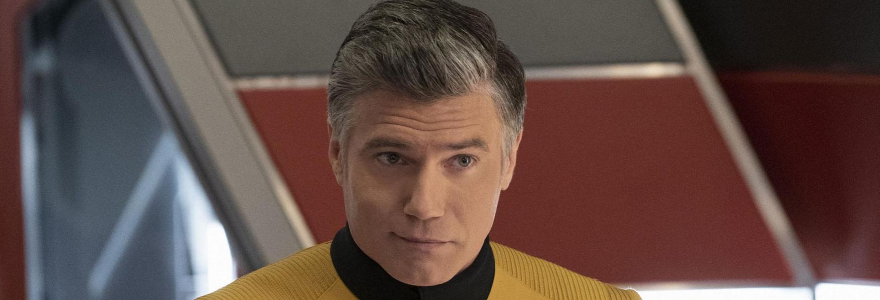 Star Trek: Strange New Worlds - Anson Mount parla della nuova Serie TV