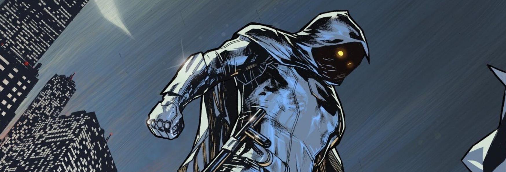 Moon Knight: una Foto del Villain misterioso interpretato da Ethan Hawke