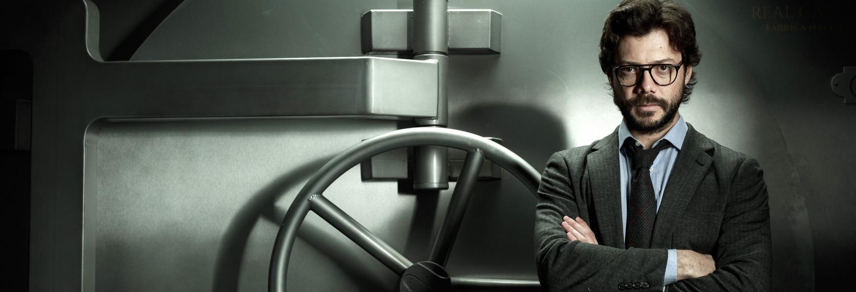 La Casa di Carta: Álvaro Morte saluta la Serie TV e il suo iconico Ruolo