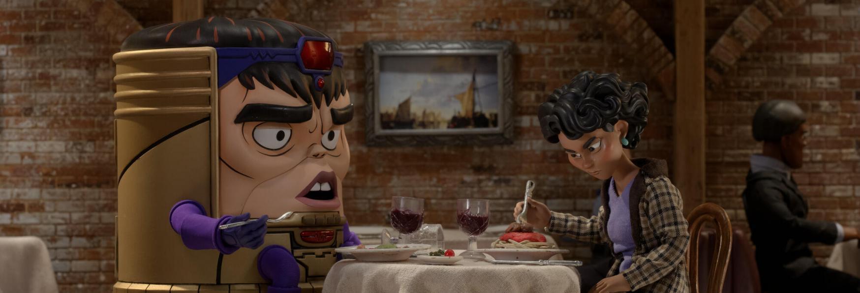 M.O.D.O.K.: Hulu Rilascia il nuovo Poster della Serie TV inedita