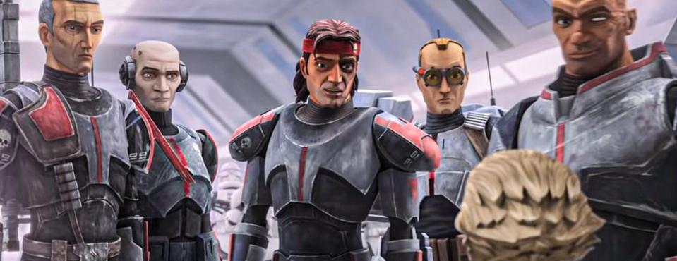 Star Wars: The Bad Batch 1x01: Recensione (Disney , anche in Italia)
