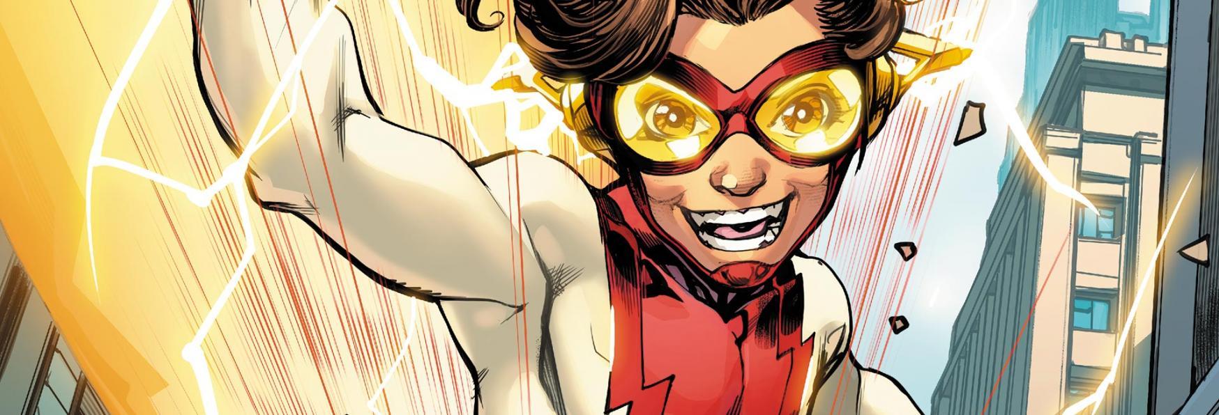 The Flash: alcune Foto dal Set mostrano Jordan Fisher nel ruolo di Impulse