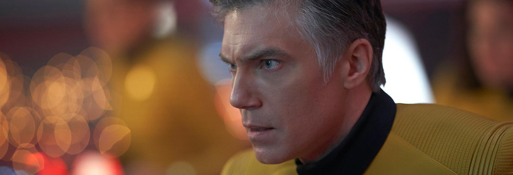 Star Trek: Strange New Worlds - Anson Mount parla delle Riprese della nuova Serie TV