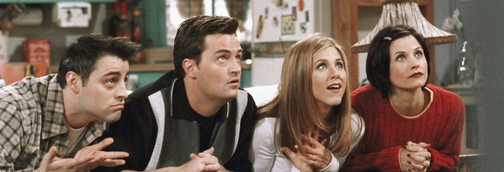 Friends: Rilasciato il Teaser Trailer e la Data di Uscita dell'attesissima Reunion di HBO Max
