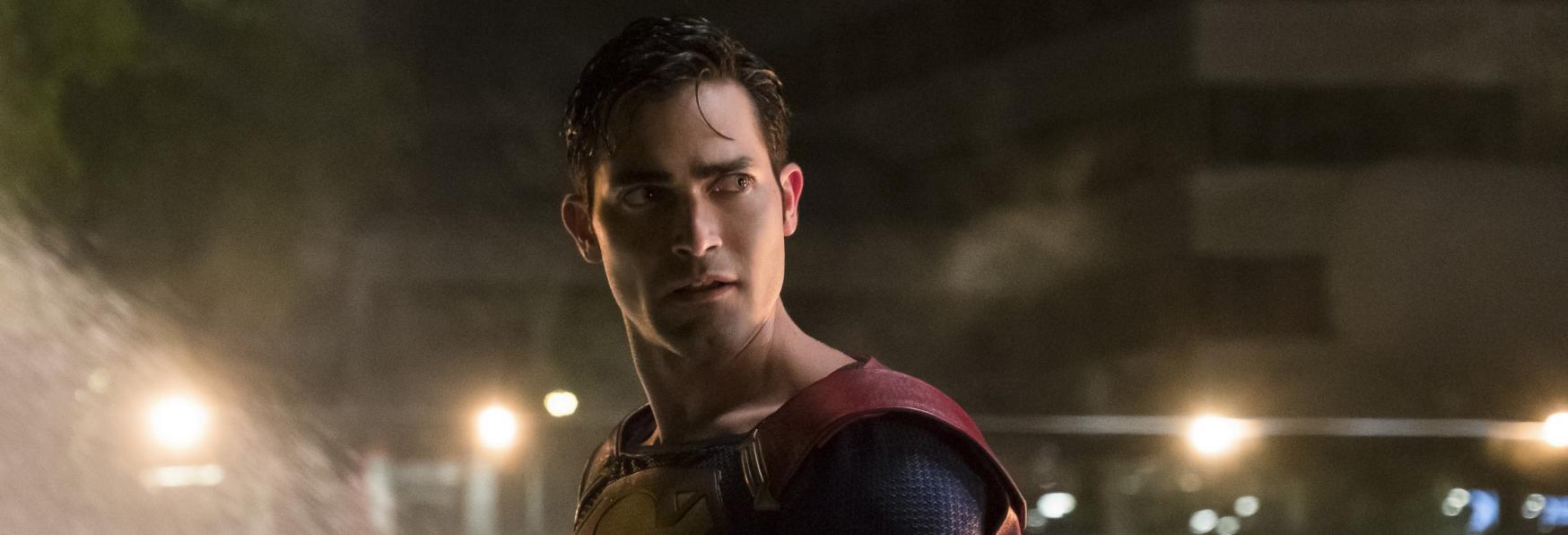 Superman & Lois: Tyler Hoechlin anticipa una Trama del suo Personaggio