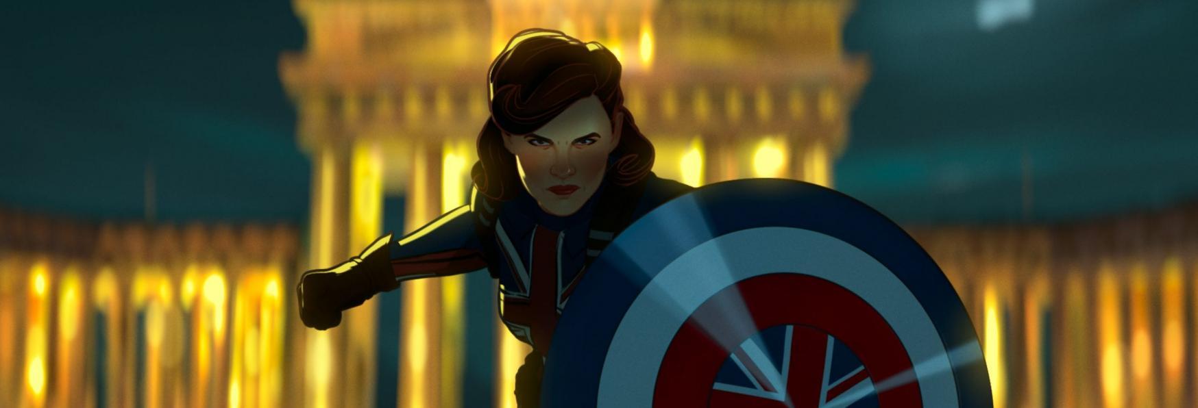 What If...?: Rivelato il Mese di Uscita della nuova Serie Animata dei Marvel Studios