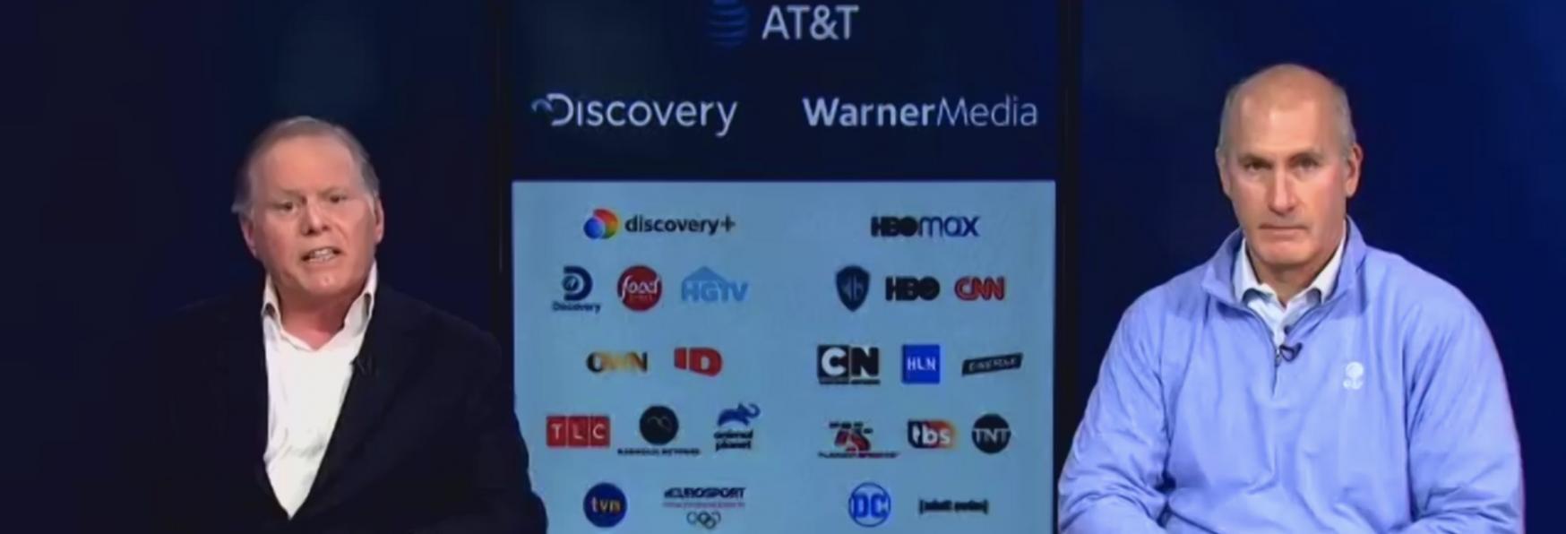 WarnerMedia e Discovery uniti per dar vita a una nuova Piattaforma di Streaming