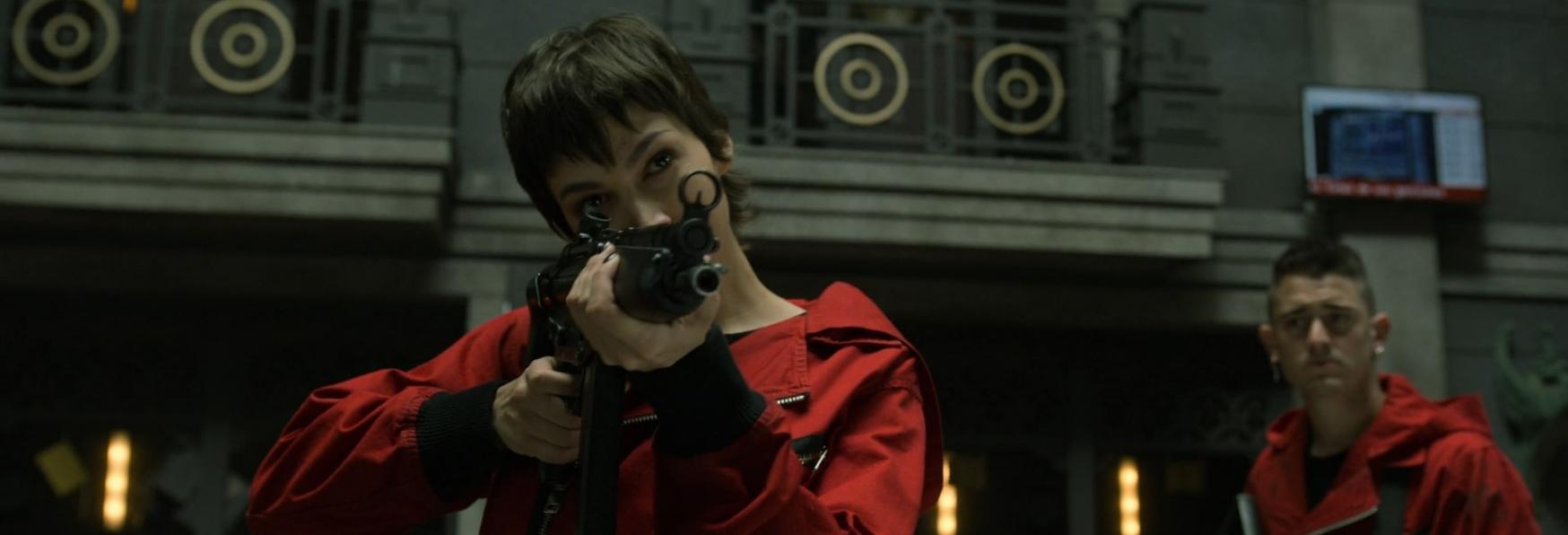 La Casa di Carta 5: anche Úrsula Corberó dice Addio alla Serie TV Netflix. La Foto con Álvaro Morte
