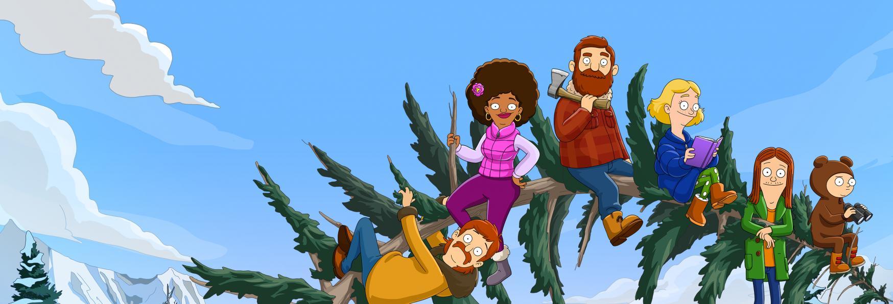 The Great North 3 ci sarà! FOX Rinnova la Serie Animata per una nuova Stagione