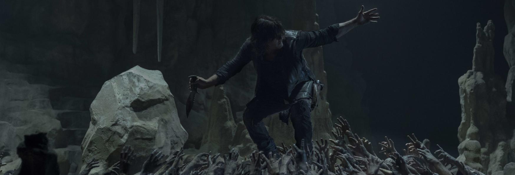 """The Walking Dead 11: sarà una Stagione Finale """"Veramente Brutale e Molto Dark"""""""