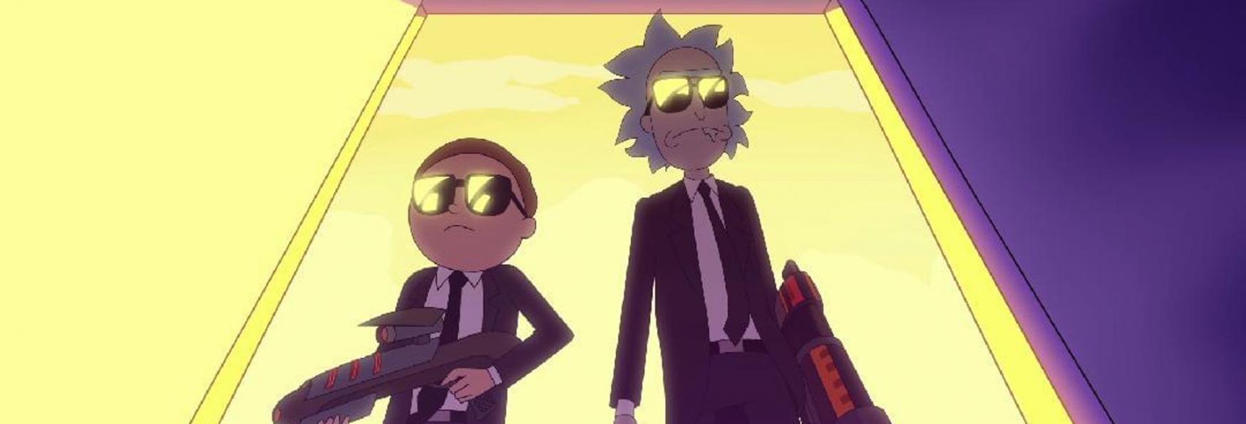 The Vindicators: Annunciata la Serie TV Spin-Off di Rick and Morty