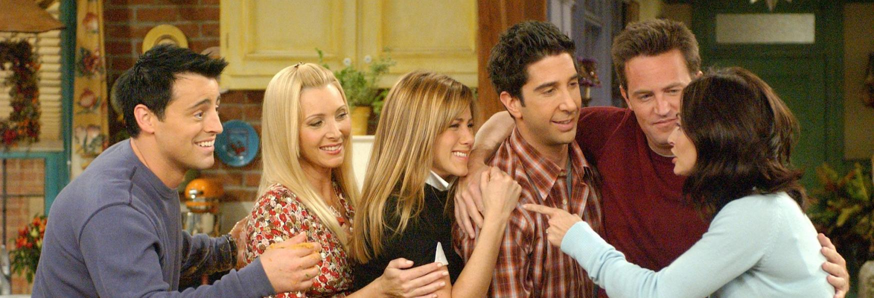 Friends: Pubblicate le nuove Foto della Reunion di HBO Max