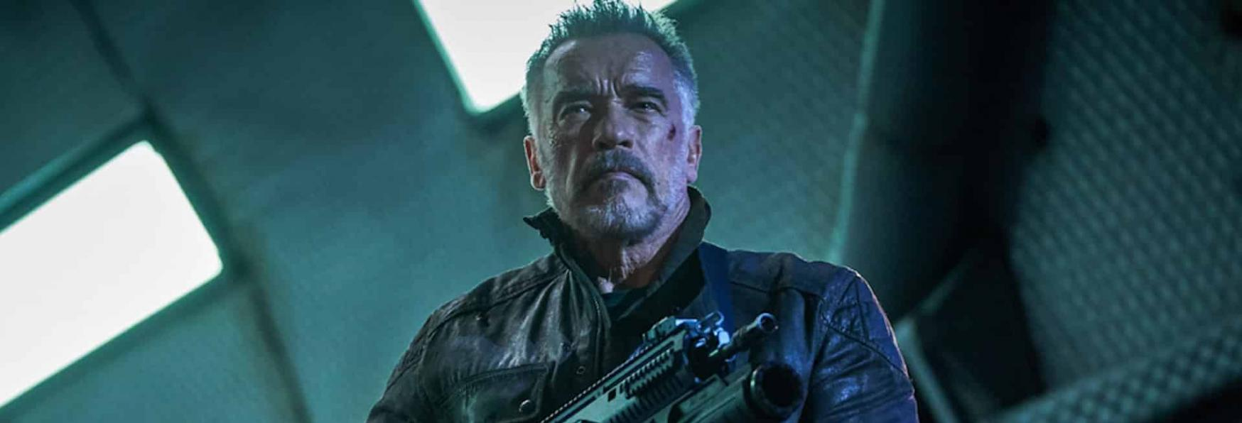 Netflix ordina una nuova Serie TV con Arnold Schwarzenegger